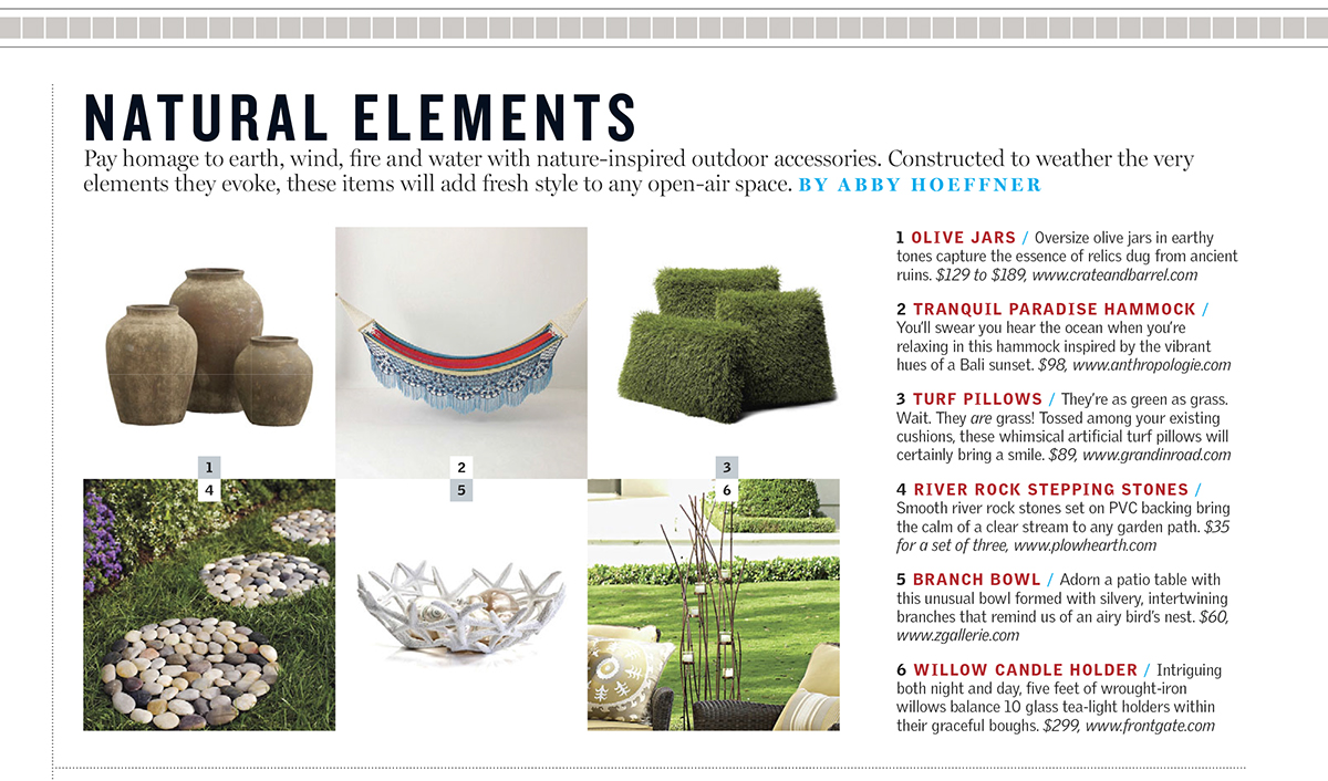 Natural Elements Abby Hoeffner