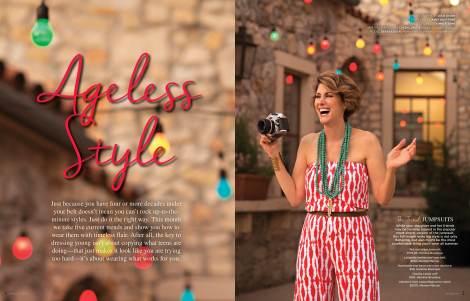 July 2014 Fashion Living Mag